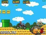 Флеш игра онлайн Mario Explorer