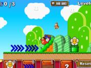 Флеш игра онлайн Mario Friends Rescue