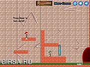 Флеш игра онлайн Путешествие Марио / Mario Giant Journeys