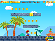 Флеш игра онлайн Mario Great Adventure 6