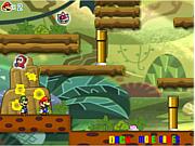 Игра Mario In Animal World