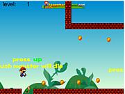 Флеш игра онлайн Приключения Марио