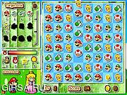 Флеш игра онлайн Mario Swap Puzzle