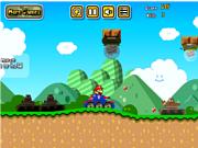 Игра Mario Tank Adventure