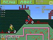 Флеш игра онлайн Mario VS Koopa Championship