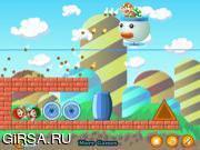 Флеш игра онлайн Mario War Escape
