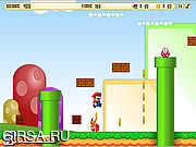 Флеш игра онлайн Марио Земли / Mario Land