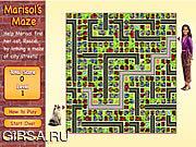 Флеш игра онлайн Marisol's Maze