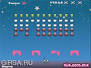 Флеш игра онлайн МАУ Захватчиков Кошки