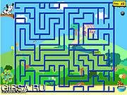 Флеш игра онлайн Лабиринт