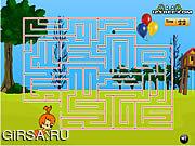 Флеш игра онлайн Игра лабиринта - Игровая Игра 25