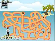 Флеш игра онлайн Лабиринт 8