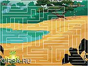 Флеш игра онлайн Лабиринт 13