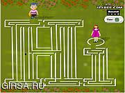 Флеш игра онлайн Лабиринт.5