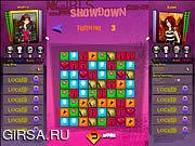 Флеш игра онлайн Средние девушки - решающее сражение средней школы / Mean Girls - High School Showdown