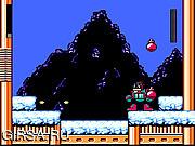 Игра Mega Man Christmas Carol