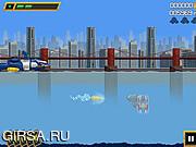 Флеш игра онлайн Mega Zord Rush