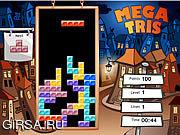 Флеш игра онлайн Megatris / Megatris