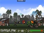 Флеш игра онлайн Наемники 2: Мир в огне