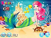 Флеш игра онлайн Русалочка. Секрет красоты / Mermaid Secret Beauty