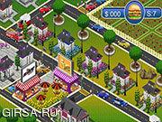 Флеш игра онлайн Веселый Поселок