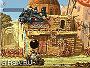 Флеш игра онлайн Metal Slug Rampage 2
