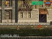 Флеш игра онлайн Кусок металла металла зверский / Metal Slug Brutal
