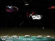 Флеш игра онлайн Meteor Storm