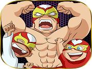 Флеш игра онлайн Мексиканский Борец Суперзвезды