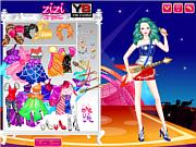 Флеш игра онлайн Мия - поп-звезда