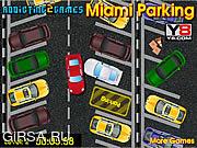 Флеш игра онлайн Майами парковка 1
