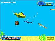 Флеш игра онлайн Micro Submarine