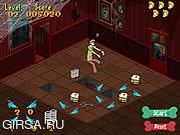 Флеш игра онлайн Скуби Ду: полуночная закуска Shaggys