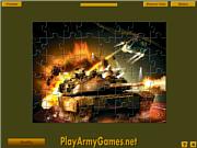 Флеш игра онлайн Воинских Частей Головоломки
