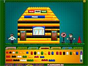 Флеш игра онлайн Шахта Блоков 1.25