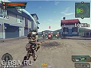 Игра Mini Attack: Urban Combat