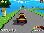 Флеш игра онлайн Чемпион Малолитражный / Minicar Champion