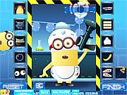 Флеш игра онлайн Миньоны / Minions