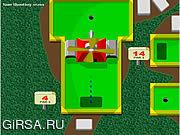 Флеш игра онлайн Мини гольф III