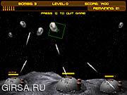 Флеш игра онлайн Missile Strike
