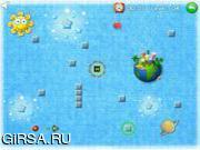 Флеш игра онлайн Планета X