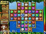 Флеш игра онлайн Monkey Trouble 2