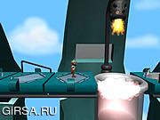 Флеш игра онлайн Обезьяна Урод / Monkey Freak