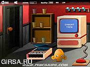 Флеш игра онлайн Радостная обезьяна 5