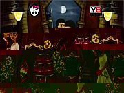 Флеш игра онлайн Монстр Хай - Свадебный праздник