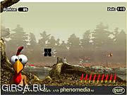 Флеш игра онлайн Moorhuhn