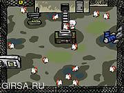 Флеш игра онлайн Mortal KFC