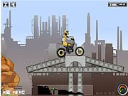 Флеш игра онлайн Мотогонка 3 / Moto Trial Fest 3