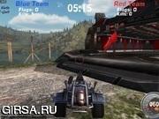 Флеш игра онлайн Мотор Войны / Motor Wars