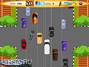 Флеш игра онлайн Motorcycle Parking